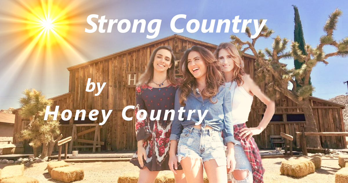 Line Dance Country Strong