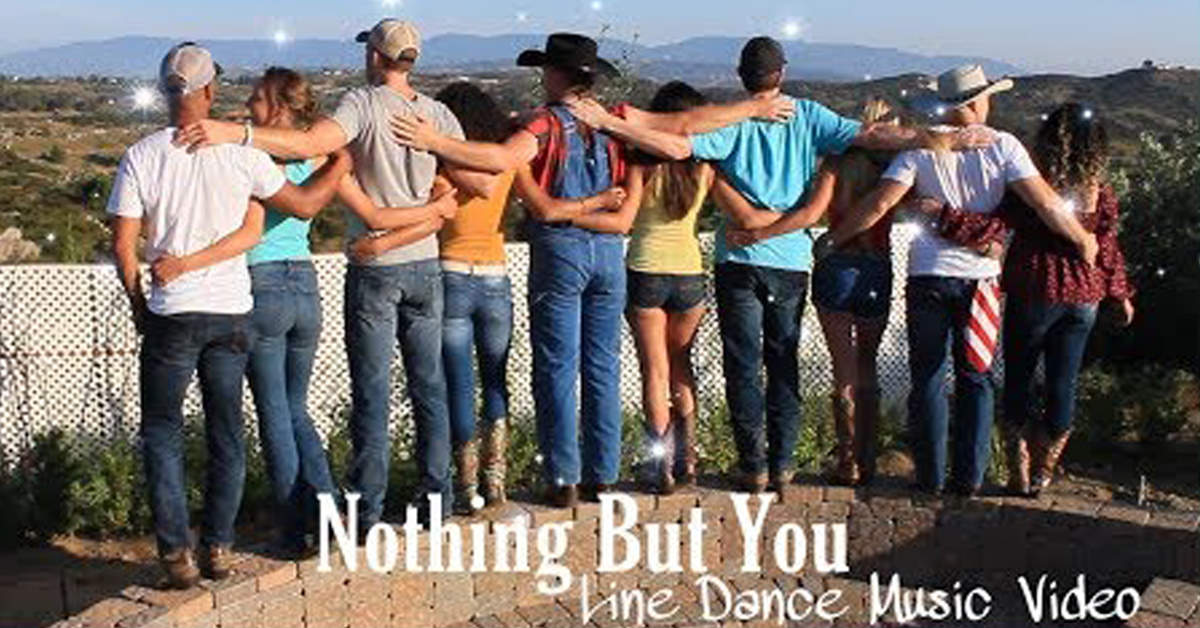 Line Dance Nothing But You