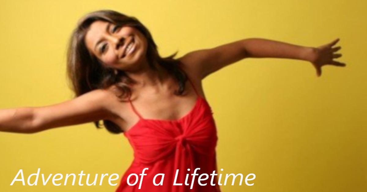 Line Dance Adventure of a Lifetime