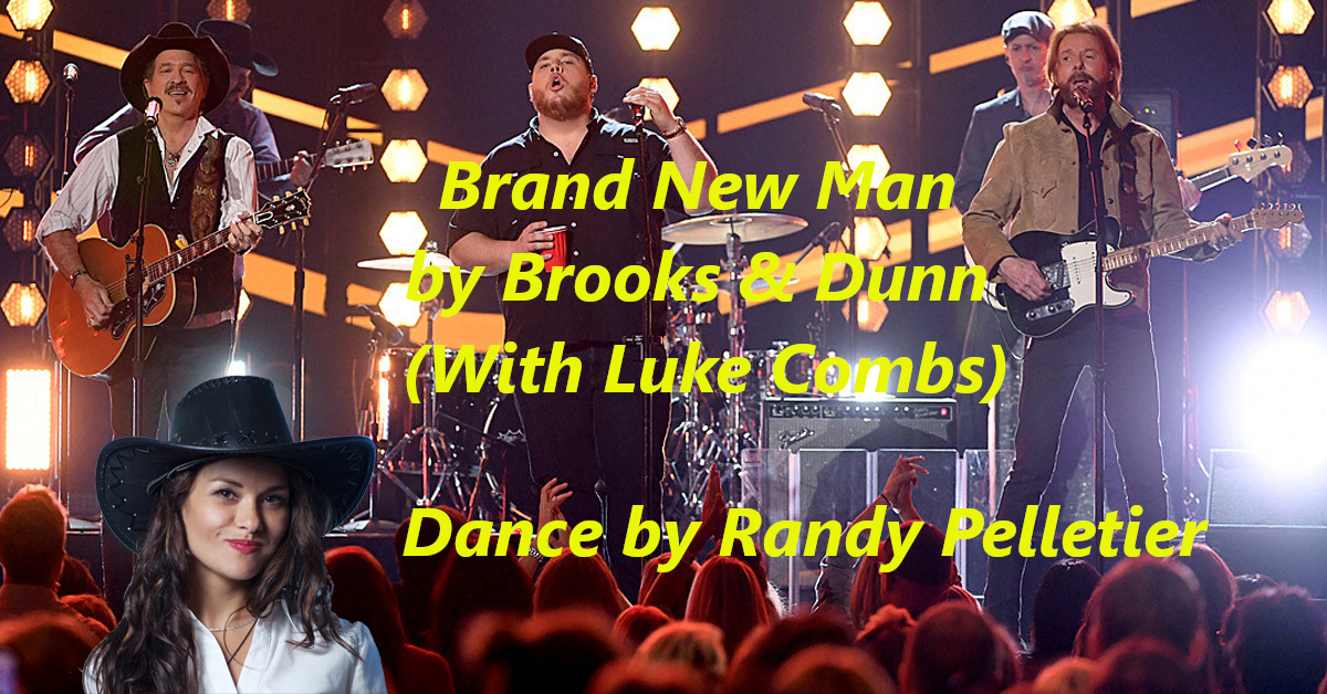 Line Dance Brand New Man