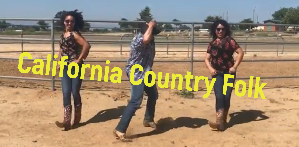Line Dance California Country Folk