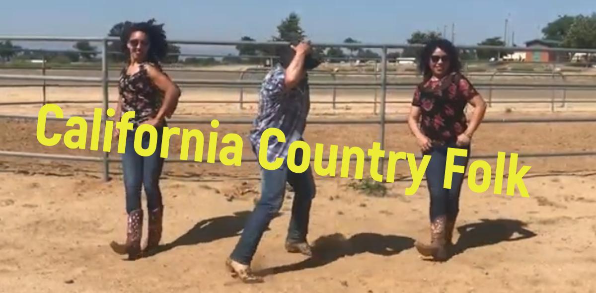 Line Dance California Country Folk