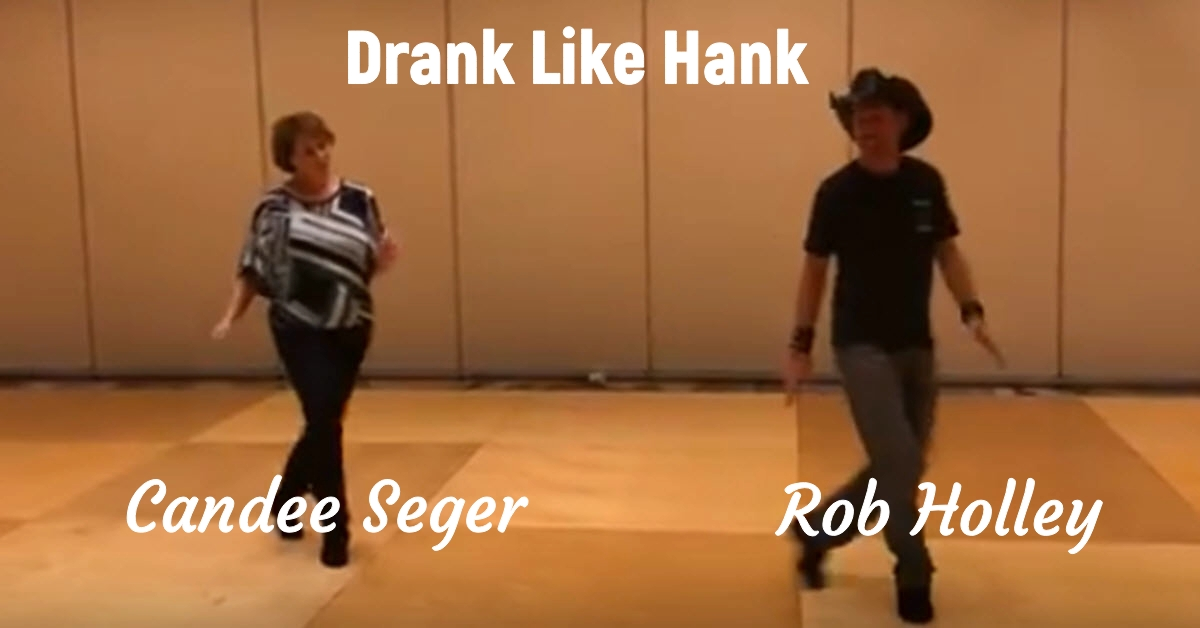 Line Dance Drank Like Hank