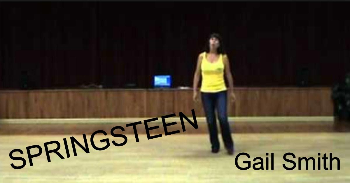 Line Dance Springsteen