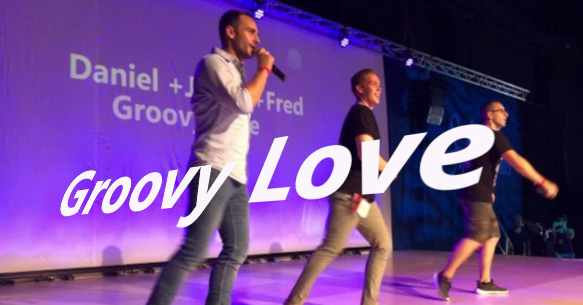 Line Dance Groovy Love