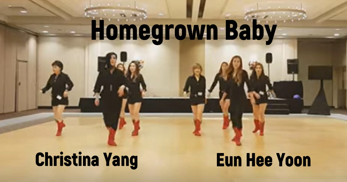 Line Dance Homegrown Baby