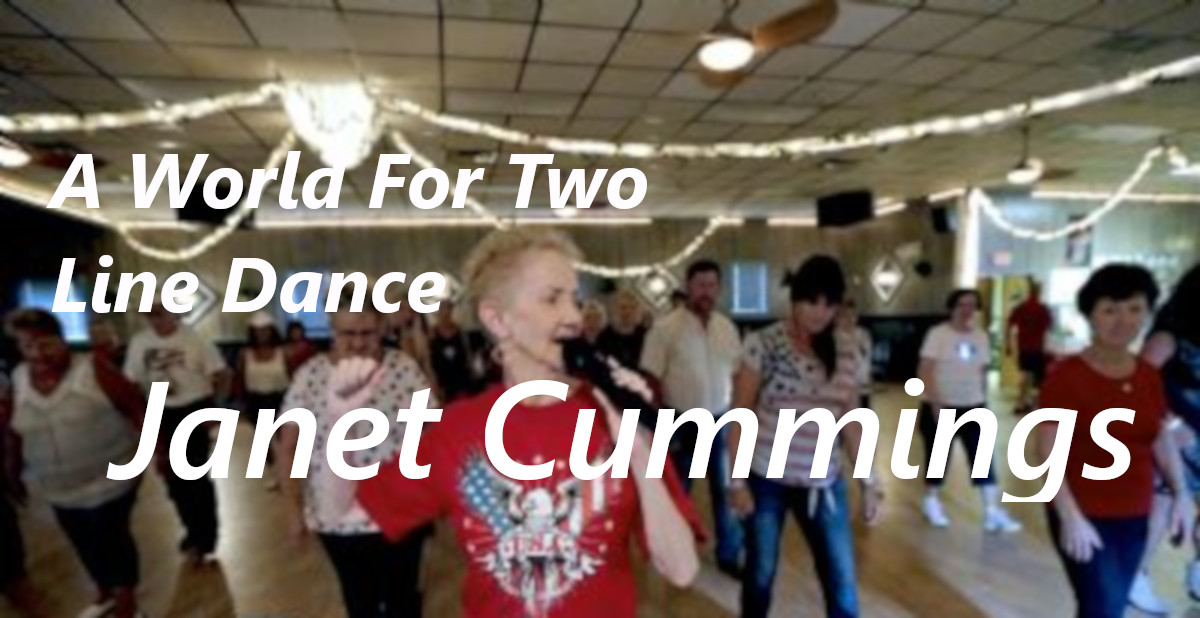 Line Dance A World For Two
