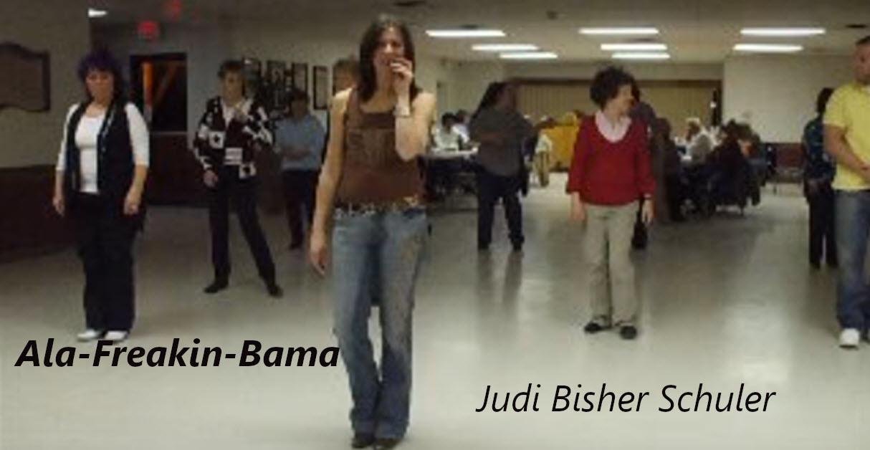 Line Dance Ala Freakin Bama
