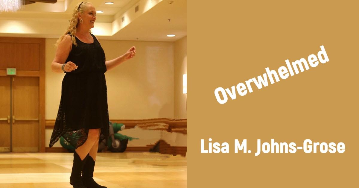Line Dance Overwhelmed
