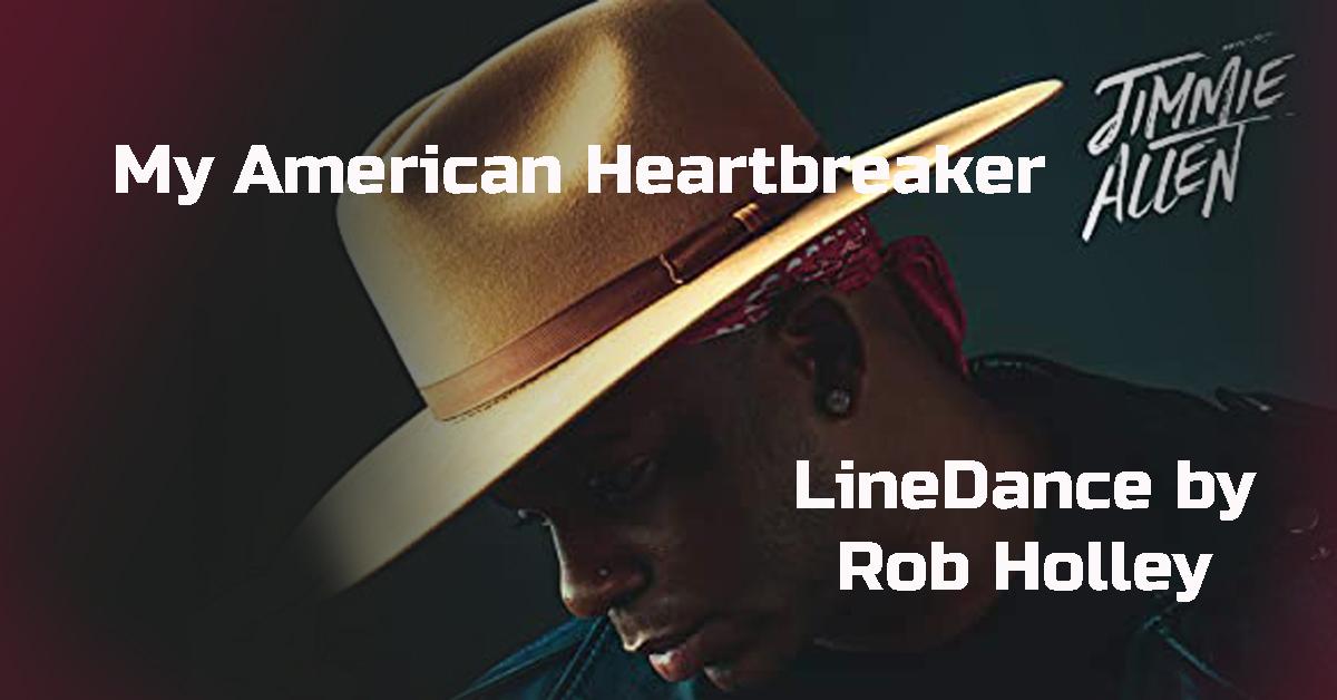 Line Dance My American Heartbreaker
