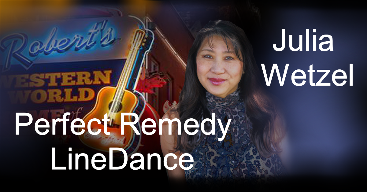 Line Dance Perfect Remedy