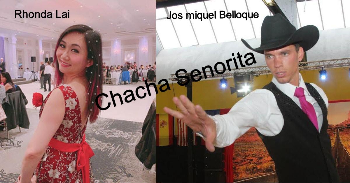 Line Dance Chacha Senorita