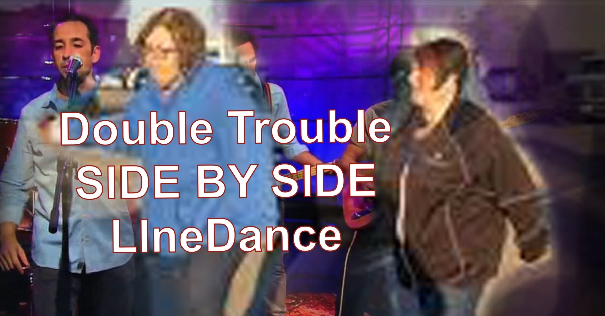 Line Dance Side By Side