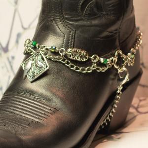 Birdlovers Boot Bling
