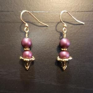 Burgundy Bells