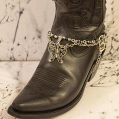 Butterfly Boot Bling