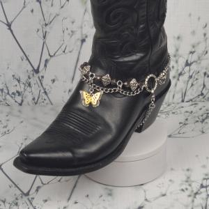 Butterfly Boot Jewelry