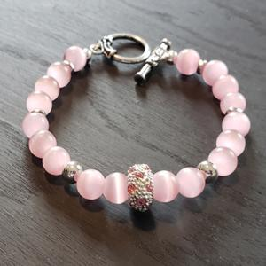 Candy Pink Bracelet