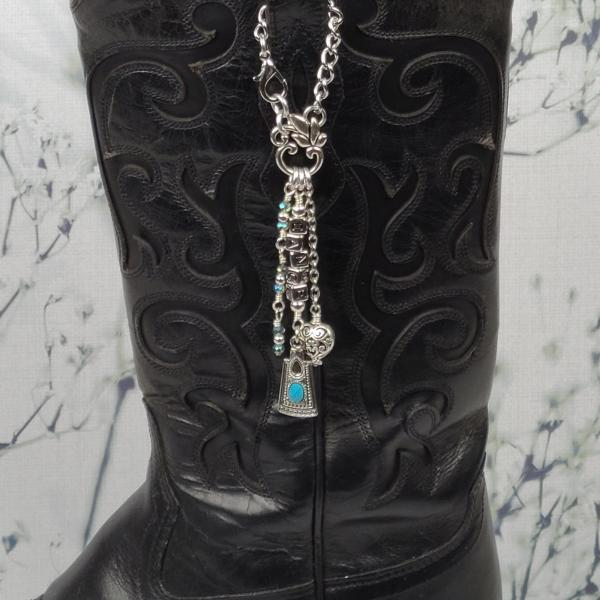Dance Boot Topper