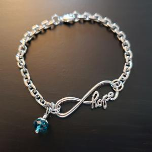 Delicate Hope Bracelet