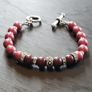 Shades of Rose Bracelet