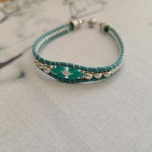 Skinny Turquoise Bracelet