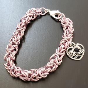 Soft Pink Bracelet