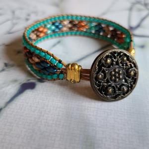 Turquoise Multicolored Bracelet