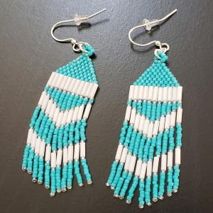 Turquoise Native Earrings